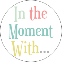 In the Moment with Sarah Halstead